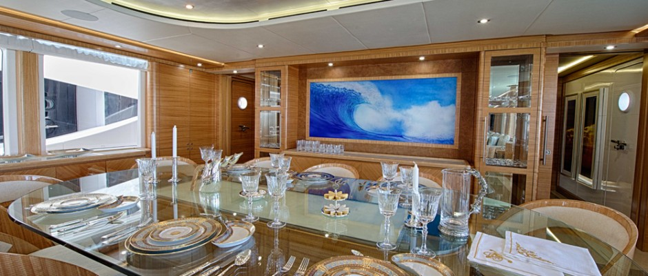 Aquaria, the world's sought after team of yacht experts now establish a base in Dubai